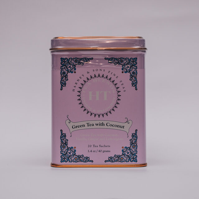 Harney&Sons - Ginger Tea With Coconut