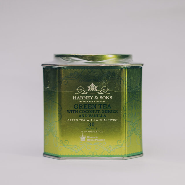 Harney&Sons - Green Tea with Coconut